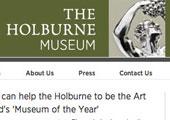 Holburne Museum Corporate Identity & Brand>