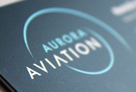 Aurora Aviation Corporate Identity & Brand>