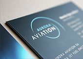 Aurora Aviation Print & Advertising>