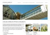 Chelsea Harbour Environmental Graphics>
