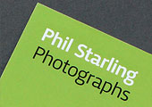 Phil Starling Corporate Identity & Brand>