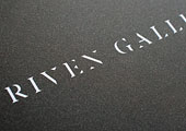Riven Gallery Corporate Identity & Brand>