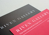 Riven Gallery Print & Advertising>