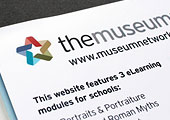 The Museum Network Print & Advertising>