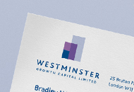 Westminster Group Corporate Identity & Brand>